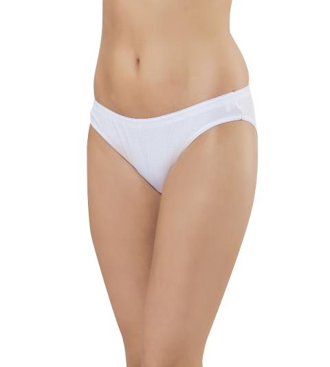 Bayan Likralı Bastırmalı Bikini Hmd B1408