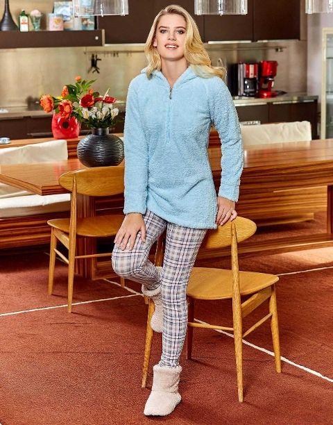 Bayan Pijama Takım Dowry 09-660