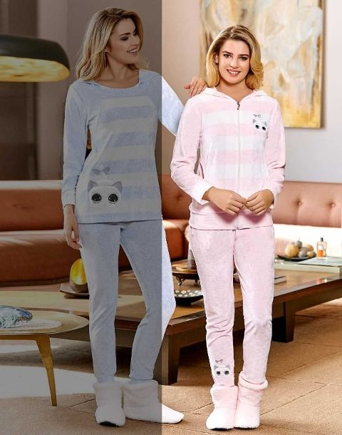Bayan Pijama Takım Dowry 09-760