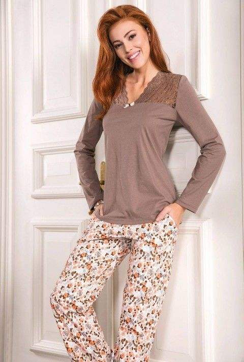Bayan Pijama Takımı 2 Li Süprem Yeni İnci BPJ1200