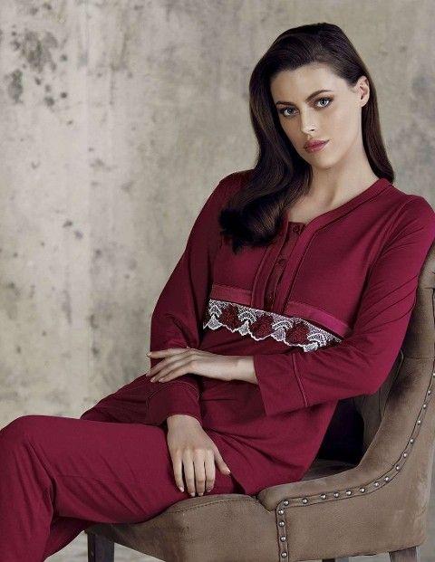 Bayan Pijama Takımı Artış 2203
