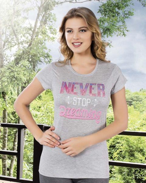 Bayan T-Shirt HMD 9008