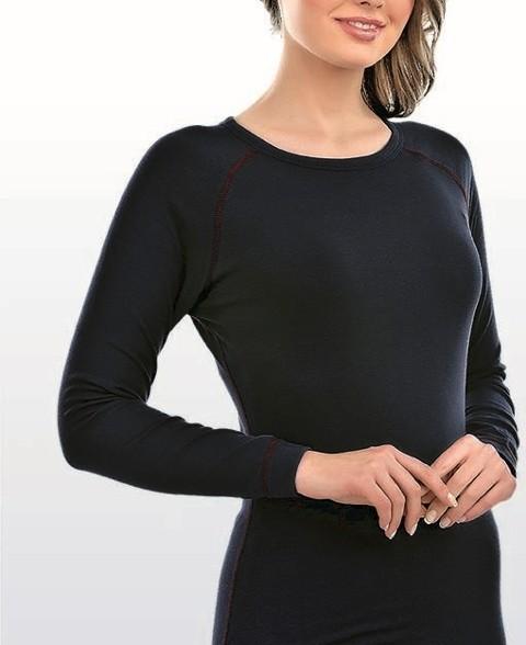 Bayan Termal Uzun Kol T-Shirt NBB 628