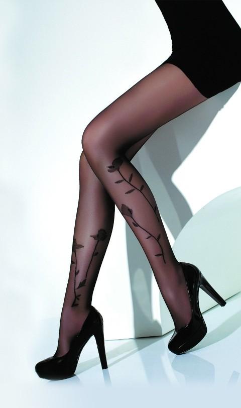 Daymod Belinda Desenli Külotlu Çorap