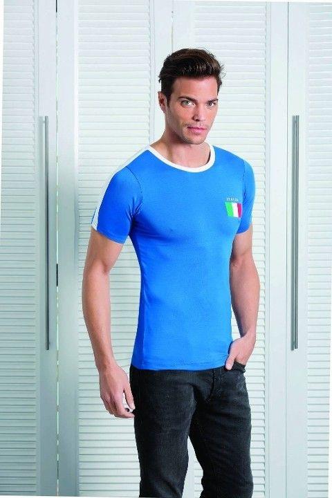 Berrak Erkek İtalya Tshirt 4002