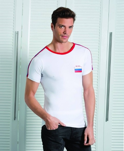 Berrak Erkek Rusya Tshirt 4000