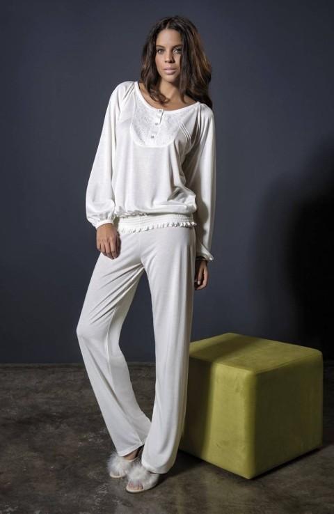 Bondy Penye Pijama Takım 11003
