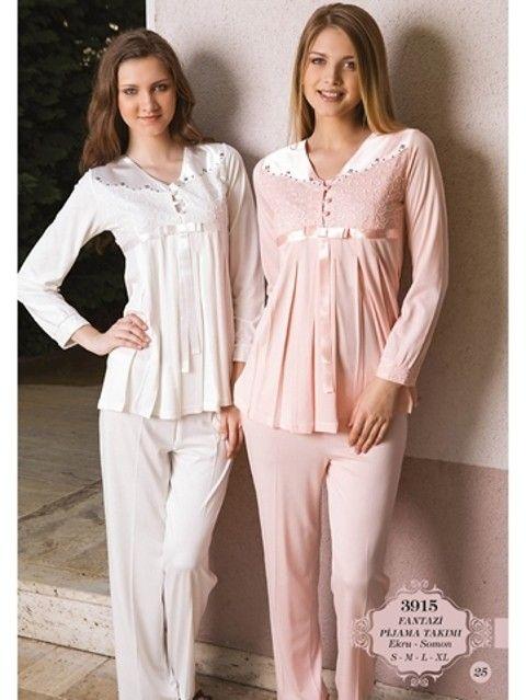 Bone Club 3915 Fantazi Pijama Takım