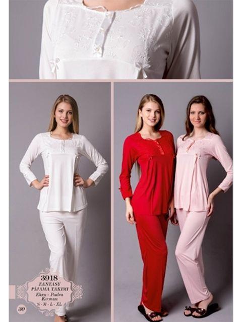 Bone Club 3918 Fantezi Pijama Takım