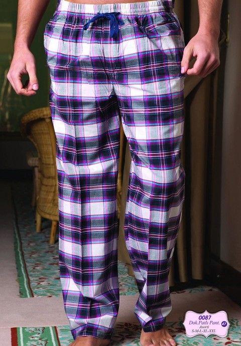 Bone Club Erkek Dokuma Pantolon 0087