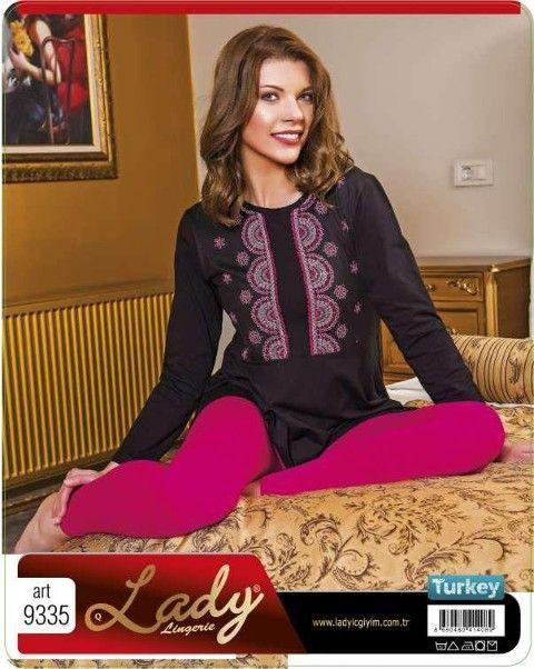Brodeli Pijama Lady 9335