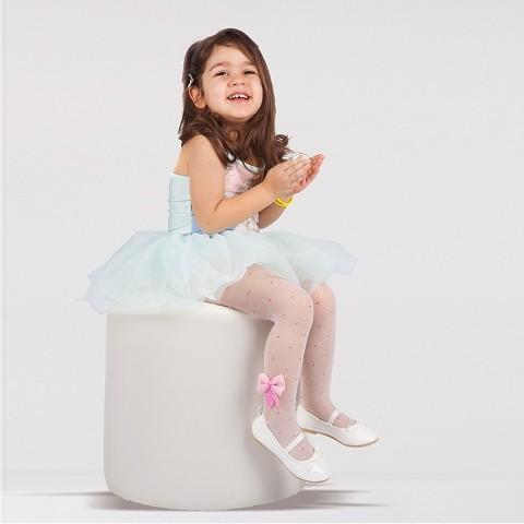 Daymod Çağla Aksesuarlı Çocuk Külotlu D2141003