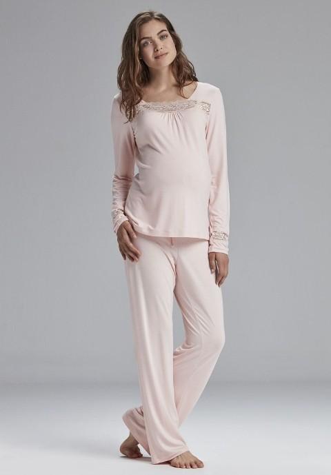 Catherine's 810 Hamile Lohusa Pijama Takım