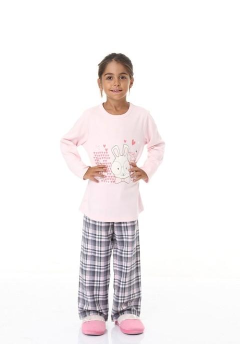 Dagi Çocuk Pijama Takımı Dgc4503