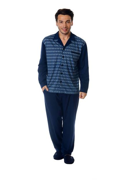 Dagi Gömlek Pijama Takımı Dge200