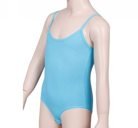 Dono Çıtçıtlı İp Askılı Kız Çocuk Body - 3310