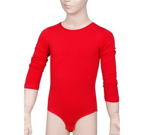 Çıtçıtlı Kız Çocuk Body Uzun Kol - Dono 3340