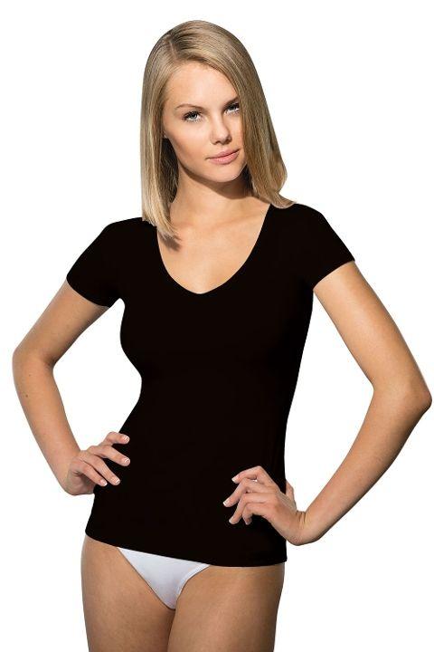 Bayan T-shirt Essentials Doreanse 9380