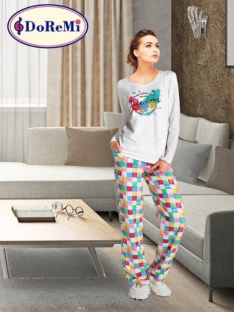 DoReMi Colors for Sleep Bayan Pijama Takımı