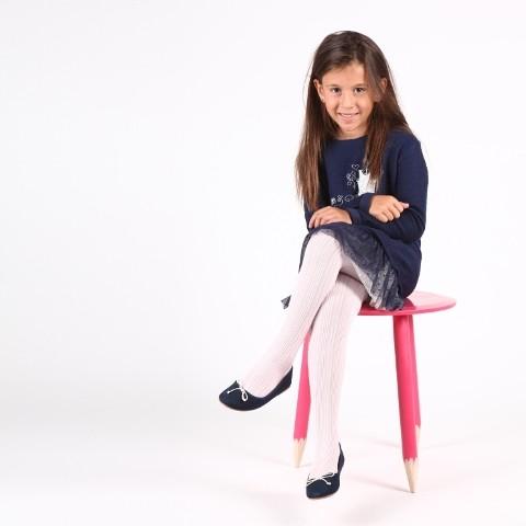 Daymod Ebru Çocuk Külotlu Çorap