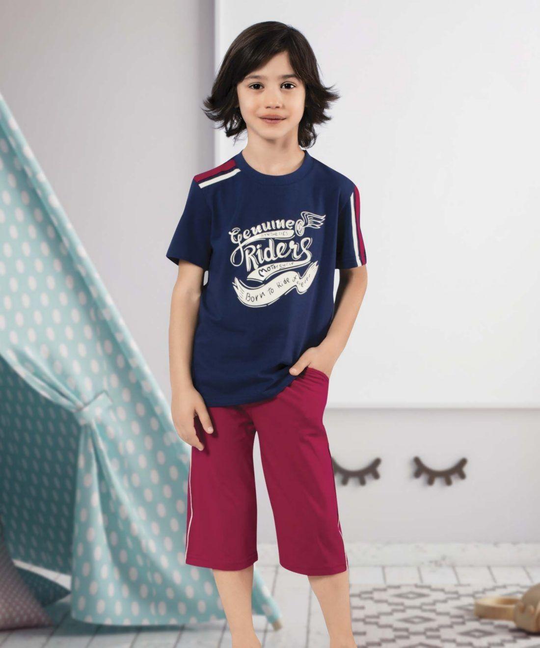 Erkek Çocuk Kapri Takım HMD 5359