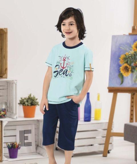 Erkek Çocuk Kapri Takım HMD 5360