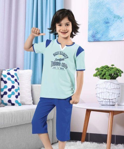 Erkek Çocuk Kapri Takım HMD 5361