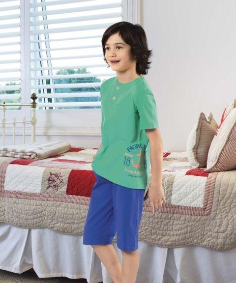 Erkek Çocuk Kapri Takım HMD 5363