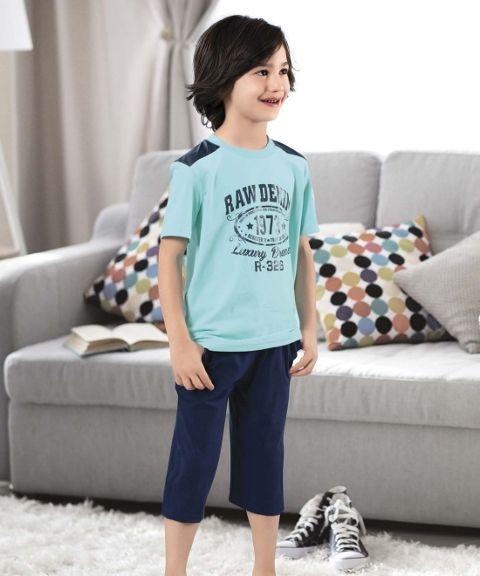 Erkek Çocuk Kapri Takım HMD 5376