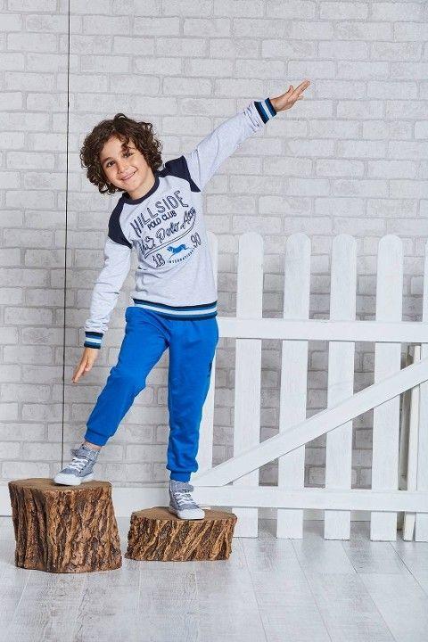Erkek Çocuk Pijama Takım Us. POLO Assn. US-120