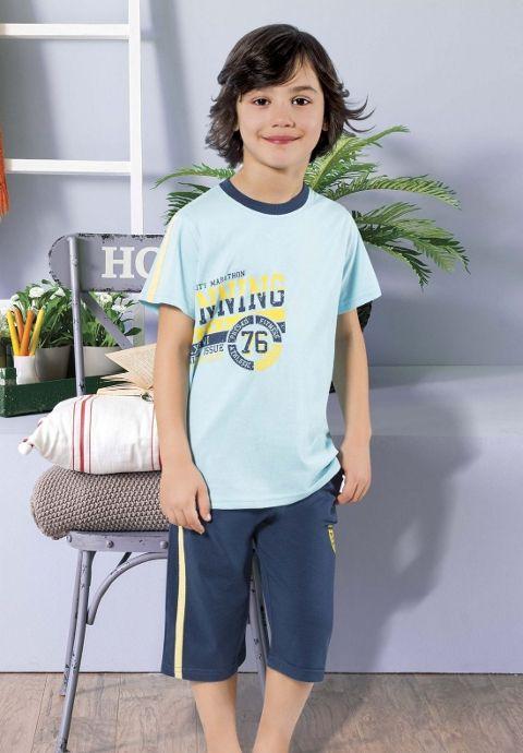 Erkek Çocuk Pijama Takımı HMD 5315