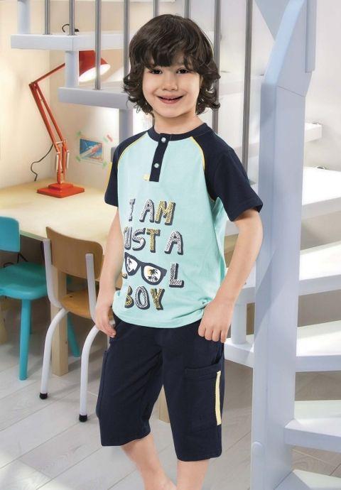 Erkek Çocuk Pijama Takımı HMD 5322