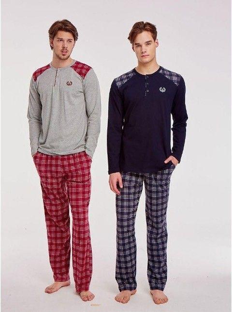 Erkek Patlı Pijama Takımı Mod Collection 3014