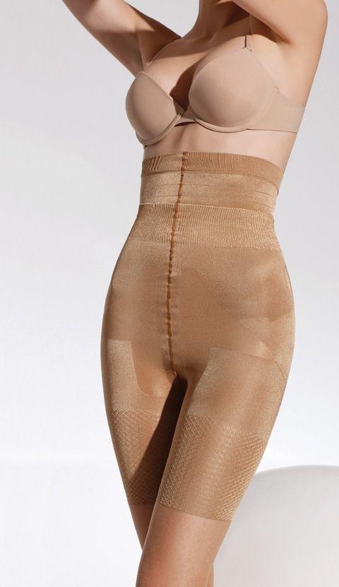 Daymod Estetik Mucize Paçalı Korseli Çorap