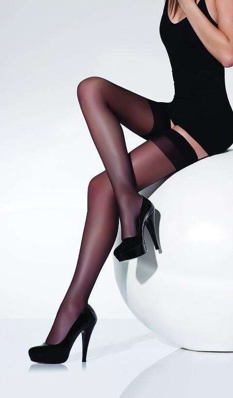 Jartiyer Çorap Daymod Exclusıve Bayan Jartiyer Çorap D1311002