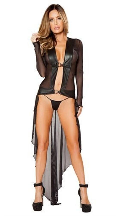 Seksi Uzun Elbiseler Fantazi Giyim For Dreams 8050