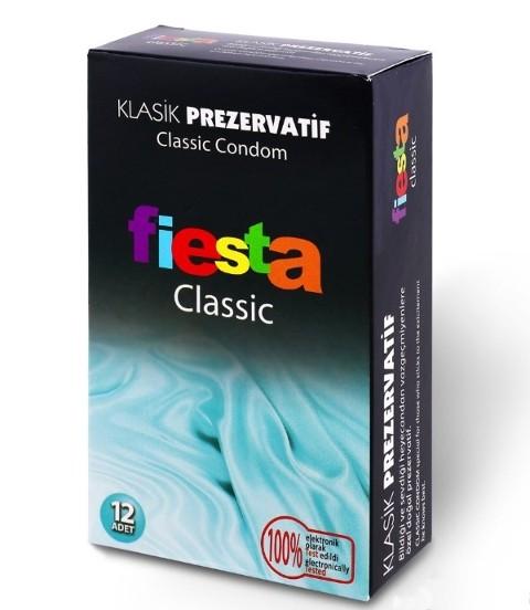 Fiesta Klasik Prezervatif