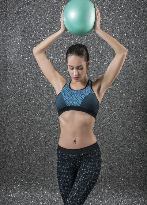 Fitness Tayt Sütyen Takım Naymphe 7739