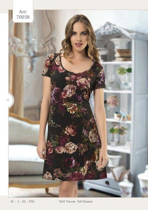 Hmd Bayan Elbise 70058