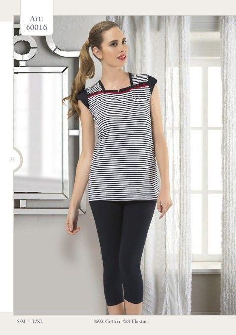 Hmd Bayan Pijama Takımı 60016