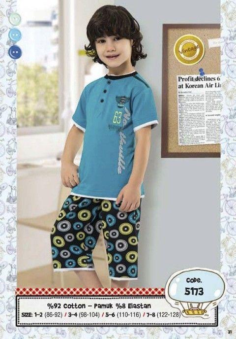 Hmd Erkek Çocuk Kapri Takım 5173