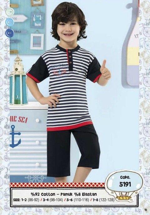 Hmd Erkek Çocuk Kapri Takım 5191
