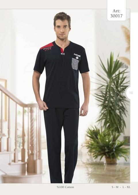 Hmd Erkek Pijama Takımı 30017