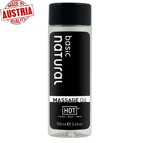 Hot™ Naturel Erotik Masaj Yağı
