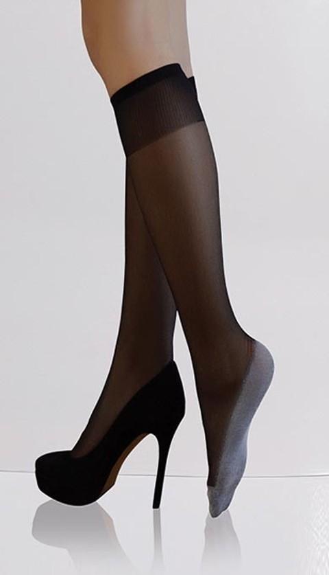 Daymod İdeal Koton Tabanlı Dizaltı Çorabı