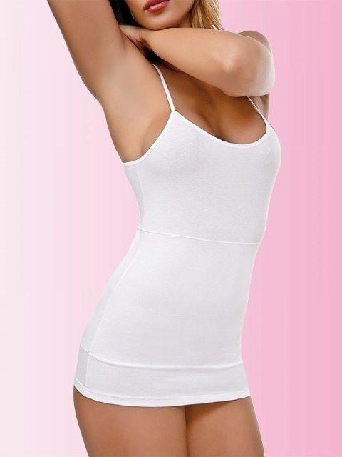 İmer 1356 Body Form Pamuklu Bayan Korse Atlet