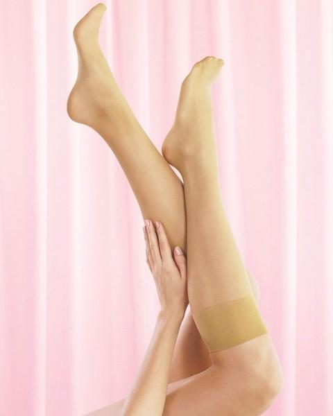 Italiana Fıt 15 Burunsuz Dizaltı Çorap 9223