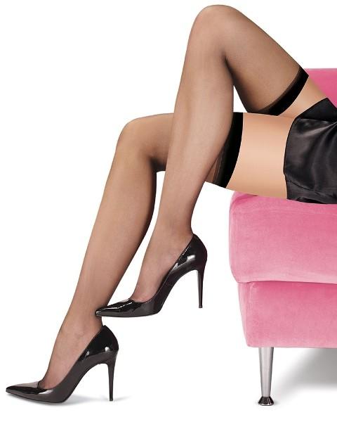 Diz Üstü Çorap Italiana Fıt 20 Jartiyersiz Çorap 1502