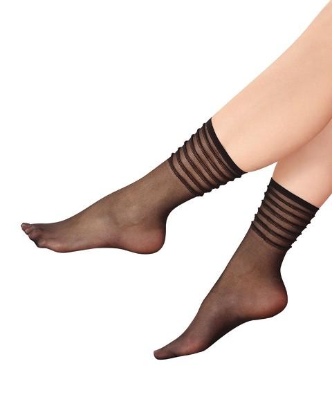 Italiana Punk Soket Çorap 1217