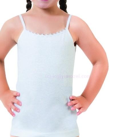 Kız Papatyalı İp Askılı Kaş Öztaş A4012